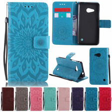 Sunflowers Card Wallet Leather Flip Case Cover For Nokia 3 5 6 8 9 3310 650 550