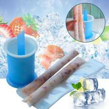20Pcs Ice Popsicle Bags Cream Maker Mold Candy Disposable Premium Frozen Drink