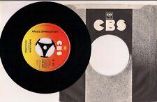 "Insanely Rare BRUCE SPRINGSTEEN 7"" *Born to Run* GREEK Holy Grail Vinyl CBS 1975"