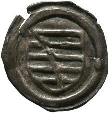 Sachsen Meißen. Wilhelm III. 1445-1482 Hohlpfennig Münze Coin (C60)