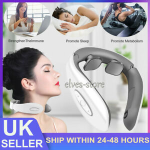 Smart Electric Neck Shoulder Massager Pain Relief Health Care Relaxation Massage