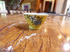 Antique Porcelain Kutani Sake Cup Hand Painted Artist Signed #2 of 3
