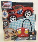 Little Tikes First Racers Radio Control Car 49 MHZ Soft Rubber Tires RC Wheelz