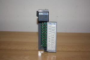 CM1746 Escort Memory Systems Auto ID Module for ALLEN BRADLEY SLC500 cm1746