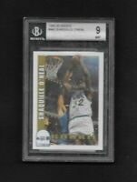 1992-93 NBA Skybox Hoops Shaq Shaquille O'neal RC Rookie BGS 9 Magic Lakers #442