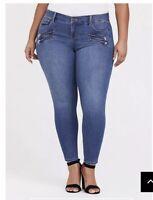 Torrid Size 26 Skinny Jeans