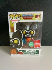 Funko Pop Stinkor SDCC 2018 Masters of the Universe-Scented-Exclusive-protector