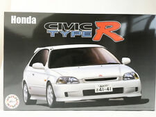 Fujimi ID-88 JAPAN HONDA CIVIC TYPE R EK9 Late ver. 1/24 scale model kit