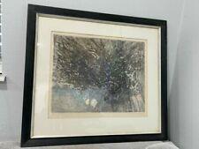 Etching Original Abstract Art Prints