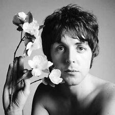 Paul McCartney, Richard Avedon rare 12 x 12 photo poster from negative, Beatles