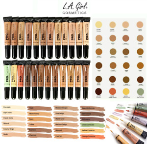 LA Girl PRO CONCEALER HD -100% AUTHENTIC- UK SELLER-43 SHADES-GRAB YOUR COLORS*