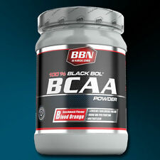 (53,31�'�/kg) Best Body Nutrition BCAA Black Bol Powder 450 g + Sportbottle