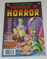 Bart Simpson's Treehouse of Horror #16 Bongo Comics NM- 9.2 2006 Halloween Issue