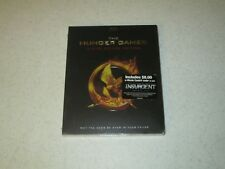 The Hunger Games (Blu-ray 3-Disc Deluxe Edition, Target Exclusive) FREE SHIPPING