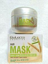 Salerm Cosmetics Wheat Germ Capillary Hair Mask 200ml/6.74 oz.