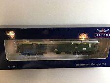 Liliput L364557 - N Gauge Baggage Coach DB EP IV - New Sealed - Tracked 48 Post