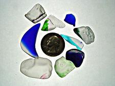 Assorted Surf Tumbled Sea Glass Lot 2030