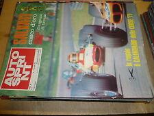 AUTO SPRINT AUTOSPRINT ANNO ANNATA QUASI COMPLETO 1/52 (-3) ANNO 1971
