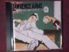 LAWRENCE ARMS - APATHY AND EXHAUSTION (2002). CD