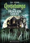 Goosebumps: The Headless Ghost DVD