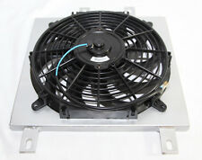 "12"" Radiator Fan+Aluminum Shroud for 92-00 Civic 93-97 Del Sol High Performance"