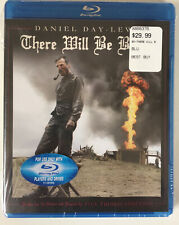 There Will Be Blood (Blu-ray 2007) Daniel Day Lewis, Ciaran Hinds, New Sealed