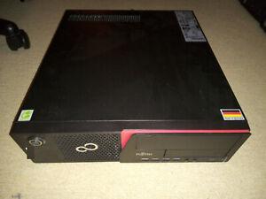 1x Fujitsu Esprimo E720 Computer i5 4590 Desktop PC 320GB HDD 8GB Win 10 Pro N01