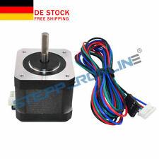 Nema 17 Schrittmotor - Stepper Motor 45Ncm 12V 1.5A mit 4Pin Kabel 3D Drucker