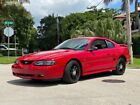 1995 Ford Mustang 2dr Coupe GT Last Year for the Iconic 5.0L powerhouse pushrod engine! RED on Black SN95 5spd.