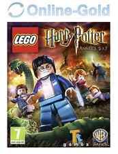 LEGO Harry Potter: Years 5-7 Clé - Steam Code - PC Jeu Années 5-7 Carte [EU][FR]