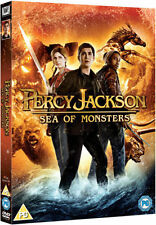 PERCY JACKSON: SEA OF MONSTERS (2013) LOGAN LERM NEW DVD