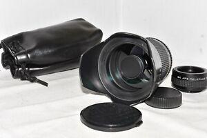 CANON DSLR EOS DIGITAL 500mm 1000mm mirror lens 1300D 2000D 3000D 4000D & more