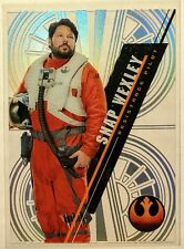 2016 Topps Star Wars High Tek: Pattern 2 Form 2 Snap Wexley #SW-81
