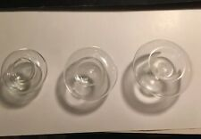 PartyLite P7238 Bubble Float Tealight Candle Holders
