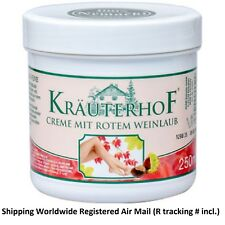 Kräuterhof krema za vene - Kräuterhof Cream for Veins , 250ml (German Quality)