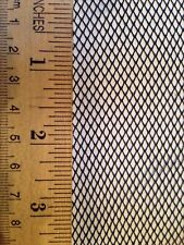 "Mosquito netting/net fabric mesh 66"" wide x 5 yards, black color, by Skeeta"