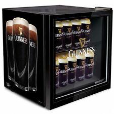More details for guinness mini fridge 48ltr | official branded guinness fridge can cooler