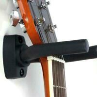 1 X Guitar Hanger Hook Holder Wall Mount Display Fits all size Guitars Bass
