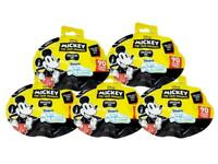 Disney Mickey Mouse Mash'Ems Mash Mallows Series 1 Lot of 5 Blind Bags NEW