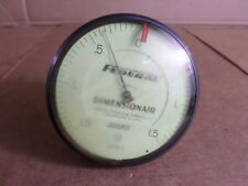 "Federal Dimensionair D-2500 .00005"" Air Gauge"