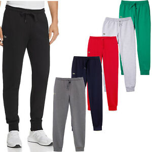 Mens Lacoste Sport Fleece Pants Tracksuit Bottom Jogger NEW