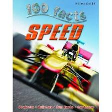 100 Facts Speed - Paperback NEW Parker, Steve 2012-04-01