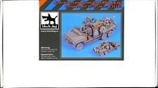 Blackdog Models 1/35 AUSTRALIAN 6x6 LRPV LAND ROVER Deluxe Resin Kit