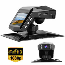 "2"" Display 1080 Car Dash Cam IR Night Vision Dashboard Camera 170° G-Sensor WDR"
