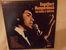RECORD - 33 - ENGELBERT HUMPERDINCK - PARROT - LONDON - WE MADE IT HAPPEN