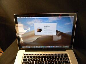 "Apple MacBook Pro A1286 15.4"" 2009 Laptop Core2Duo, 4GB RAM, 320GB HDD!!"