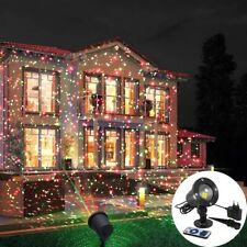 Moving Full Sky Star Effect Laser Projector Christmas Outdoor Indoor Party Deco⛄