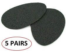 5 Pairs Anti Slip Rubber Self Adhesive Stick on Shoe Grip Pads Sole Protector