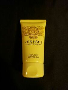 VERSACE Yellow Diamond Perfume SHOWER GEL Body Wash Womans 50ml 1.7oz NeW