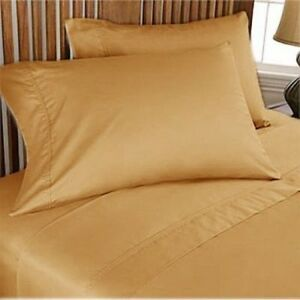 1000 Thread Count New Egyptian Cotton Scala Bedding Items All Sizes Solid Colors